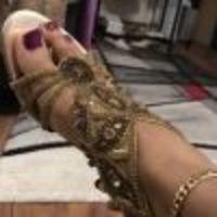 Orientalische Heels