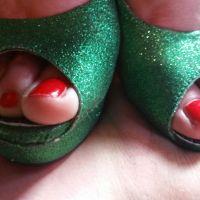 Fuß Fetisch  bis Trampling