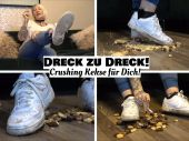 Foto zu Blogeintrag Neuer Clip Online! Dreck zu Dreck! Crushing Kekse für Dich! (de)
