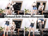 Foto zu Blogeintrag Neuer Clip Online! Niemand fickt Deinen Micropenis! (de)