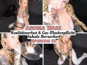 Foto zu Blogeintrag Neuer Clip Online!AROMA WAR Episode 4! Inhale Berserker, Realitätsverlust & Gas-Maskenpflicht!
