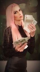 Foto zu Blogeintrag Du willst mir als Geldsklave dienen???