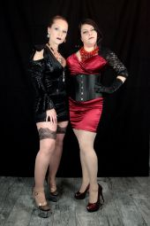 Foto zu Blogeintrag Lady Victoria LaDuchesse und Lady Nightfrozen - Die Bitch