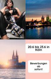 Foto zu Blogeintrag Next Stop Köln!