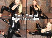 Foto zu Blogeintrag Neuer Clip Online! Mach´s Maul auf, Schwanzlutscher! (de)