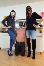 Foto zu Blogeintrag Shooting mit einem neuen Sklaven