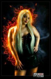 Foto zu Blogeintrag Deine blonde Königin