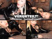 Foto zu Blogeintrag Neuer Clip Online! VERURTEILT! Perverser Spermafresser! (de)