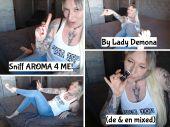 Foto zu Blogeintrag Neuer Clip Online! Sniff AROMA 4 ME (de & en mixed)