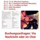 Foto zu Blogeintrag Deutschland-Tour