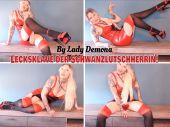Foto zu Blogeintrag Neuer Clip Online! Lecksklave der Schwanzlutschherrin! (de)