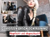 Foto zu Blogeintrag Neuer clip kommt online! Gayfotzen Arschlochtraining! Abgefickt und abgeschluckt! (de)