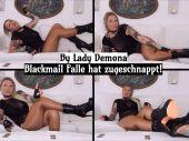 Foto zu Blogeintrag Blackmail Falle hat zugeschnappt! (de)