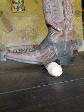 Foto zu Blogeintrag Ausgelatschte Stiefel