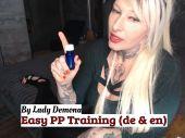 Foto zu Blogeintrag Easy PP Training de & en mixed!