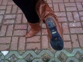 Foto zu Blogeintrag Schuhe werden ausgemistet!
