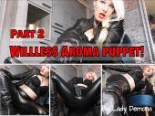 Foto zu Blogeintrag New Clip Already Online! Willless Aroma puppet! (english)!