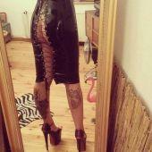 Foto zu Blogeintrag Mein neues Honour Latexkleid!