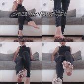 Foto zu Blogeintrag Videoupdate: Leck meine Füße sauber!