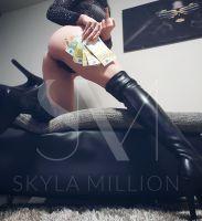 Foto von Lady Skyla Million