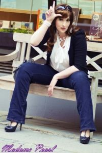 Profilbild von Madame Pearl