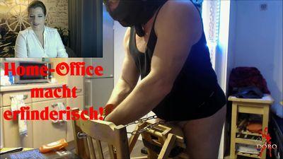 Home-Office macht erfinderisch!